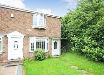 Thumbnail 2 bed semi-detached house to rent in Howbeck Road, Arnold, Nottingham