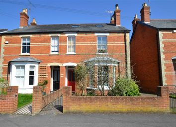 Thumbnail 4 bed semi-detached house for sale in Chesterfield Road, Newbury, Berkshire