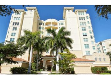 Thumbnail 3 bed town house for sale in 409 North Point Rd #302, Osprey, Florida, 34229, United States Of America