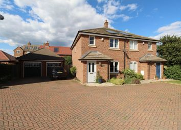 Thumbnail 3 bed semi-detached house for sale in Fields Road, Wootton