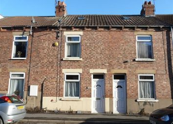 Thumbnail 3 bedroom terraced house to rent in Buller Street, Selby