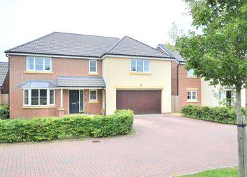 5 bed detached house for sale in Bobbin Close, Cotswold Chase, Brockworth GL3
