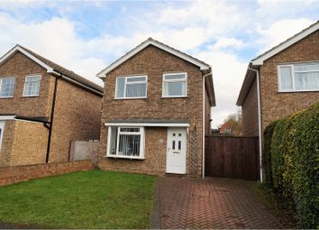 Thumbnail 3 bed detached house for sale in Helsby Road, Lincoln