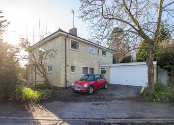 Thumbnail 5 bed detached house for sale in Holben Close, Barton, Cambridge
