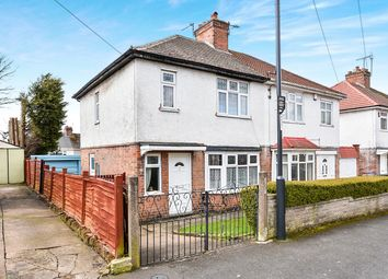 Thumbnail 3 bed semi-detached house for sale in Walton Drive, Normanton, Derby