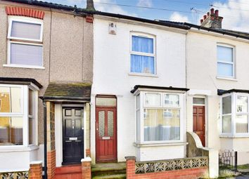 Thumbnail 3 bed terraced house for sale in Suffolk Road, Gravesend, Kent