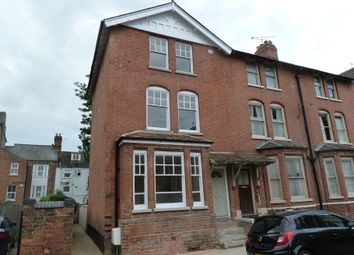 Thumbnail 4 bedroom end terrace house for sale in St. Michaels Square, Gloucester