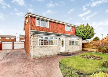 4 bed detached house for sale in Worsley Close, Wallsend, Tyne And Wear NE28