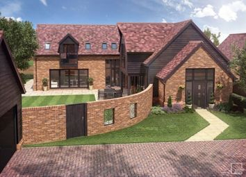 Thumbnail 5 bed detached house for sale in Gables Grange, Northewell Meadows, Ickwell Road, Northill
