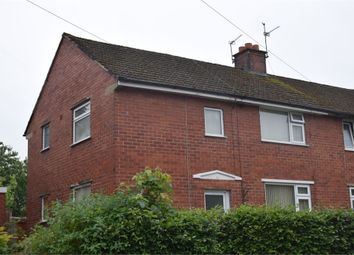 Thumbnail 3 bed semi-detached house for sale in Farm Road, Weaverham, Northwich, Cheshire