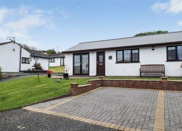 Thumbnail 2 bed semi-detached bungalow for sale in Moelfre, Abergele, Conwy