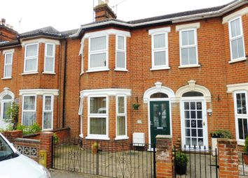 Thumbnail 3 bed terraced house for sale in All Saints Road, Ipswich