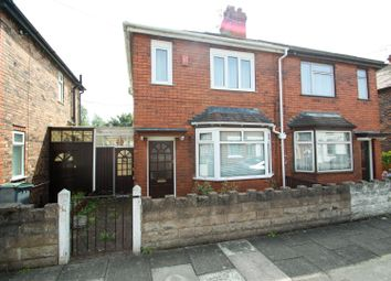 Thumbnail 2 bed terraced house for sale in Fielding Street, Stoke, Stoke-On-Trent