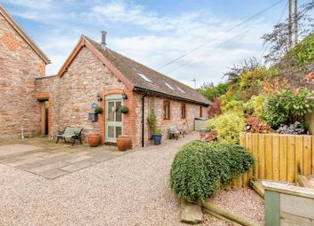 Thumbnail 3 bed detached house for sale in The Byre, Bridgend Farm, Much Cowarne, Bromyard