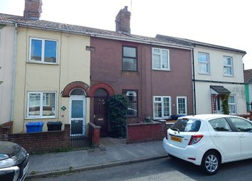 Thumbnail 2 bed terraced house for sale in 89 Roman Road, Lowestoft, Suffolk