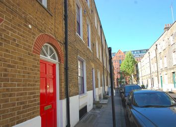 Thumbnail 5 bed terraced house to rent in Parfett Street, London
