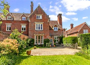 Thumbnail 6 bed semi-detached house for sale in Manor Lane, Timsbury, Romsey, Hampshire