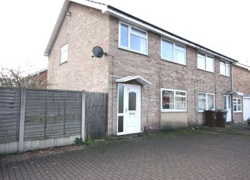 Thumbnail 3 bed semi-detached house to rent in Arnesby Road, Nottingham, Nottinghamshire