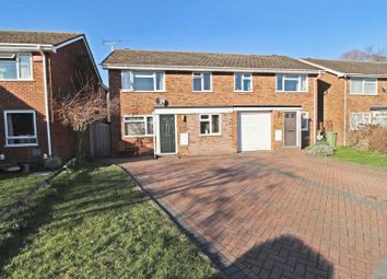 Thumbnail 4 bed semi-detached house for sale in Holland Way, Newport Pagnell, Milton Keynes