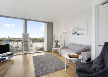 Thumbnail 1 bed flat to rent in Landmark East, 24 Marsh Wall, London