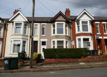 5 bed terraced house to rent in Spencer Avenue, Earlsdon, Coventry CV5
