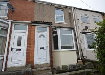 Thumbnail 1 bed terraced house for sale in High View, Ushaw Moor, County Durham