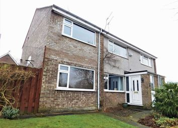 Thumbnail 3 bedroom semi-detached house for sale in Bracadale Drive, Davenport, Stockport