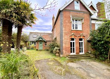 Old Pinn Lane, Pinhoe, Exeter EX1. 5 bed semi-detached house for sale