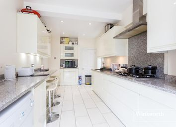 Thumbnail 6 bedroom semi-detached house for sale in The Vale, Golders Green, London