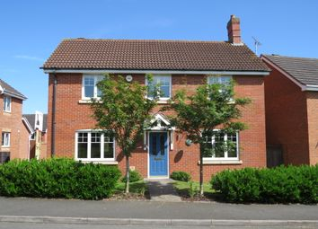 Thumbnail 4 bed detached house for sale in Blackbades Boulevard, Chase Meadow Square, Warwick