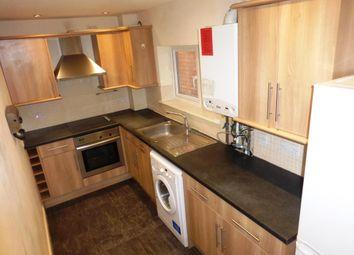 Thumbnail 2 bedroom flat to rent in Atkinson Street, Peterborough