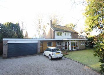Thumbnail 4 bed detached house for sale in Noctorum Lane, Noctorum, Wirral
