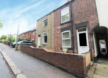 2 bed terraced house for sale in Broomhill Road, Old Whittington, Chesterfield S41