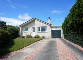 Thumbnail 3 bed detached bungalow for sale in Balnabeen Drive, Dingwall