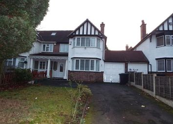 Thumbnail 4 bed semi-detached house for sale in Sandford Road, Moseley, Birmingham, West Midlands