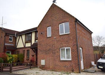 Thumbnail 2 bed end terrace house to rent in Bradenham Road, Grange Park, Swindon