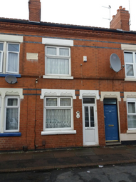 Thumbnail 3 bedroom terraced house to rent in Filbert Street, Leicester