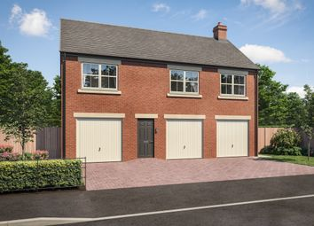Thumbnail 2 bedroom flat for sale in Meadow Hill, Throckley