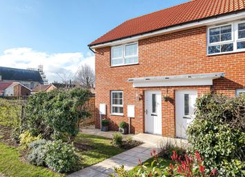 Thumbnail 2 bed semi-detached house for sale in Shire Green, Carlton