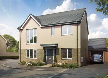 Thumbnail 4 bedroom detached house for sale in Egstow Park, Off Derby Road, Clay Cross, Chesterfield