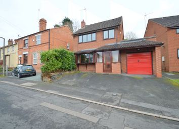 Thumbnail 3 bed detached house for sale in Enfield Road, Hunt End, Redditch