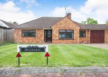 Thumbnail 4 bed detached bungalow for sale in Money Row Green, Holyport, Maidenhead