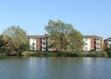 Thumbnail 1 bed flat for sale in Guillemot Way, Aylesbury