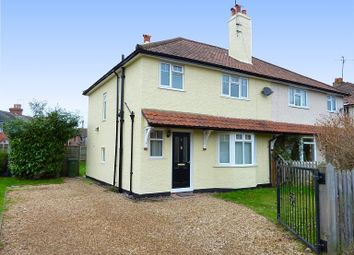Thumbnail 3 bedroom semi-detached house to rent in Short Street, Pangbourne, Reading
