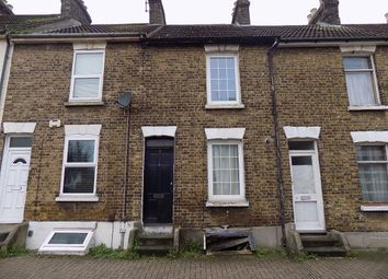 Thumbnail 2 bed terraced house for sale in Gorst Street, Gillingham