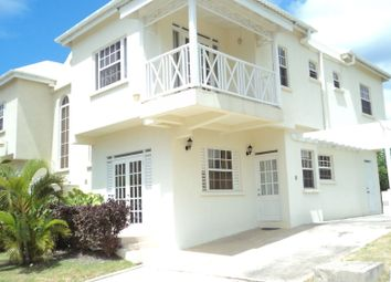 Thumbnail 3 bed town house for sale in Jasmine Gardens, Enterprise, Christ Church, Barbados