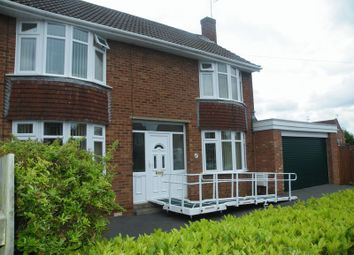 Thumbnail 3 bed semi-detached house for sale in Simmonds Road, Hucclecote, Gloucester