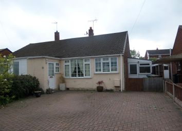 Thumbnail 2 bed semi-detached house to rent in Priory Road, Brereton, Rugeley