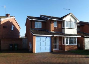 Thumbnail 4 bed detached house to rent in Howcroft Green, Warndon Villages, Worcester