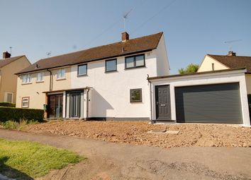 Thumbnail 2 bed semi-detached house for sale in Parkfields, Roydon